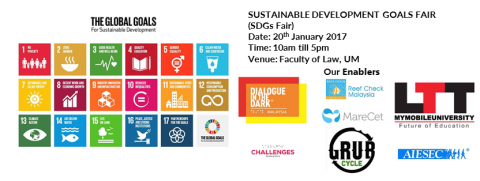 Sustainable Development Goals (SDGs) Fair