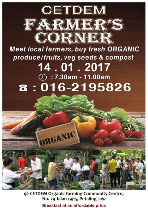 Farmer's corner 14/01