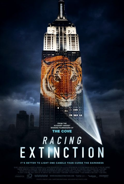 "FREE screening of ""Racing Extinction"" in conjunction with World Wildlife Day"