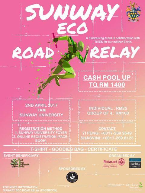 Sunway Eco Road Relay 2017