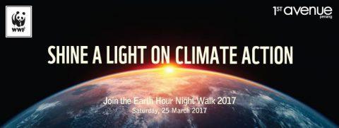 WWF Earth Hour 2017 Night Walk