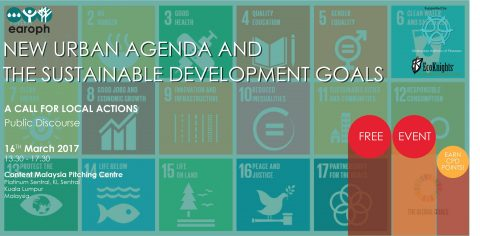 New Urban Agenda and the Sustainable Development Goals