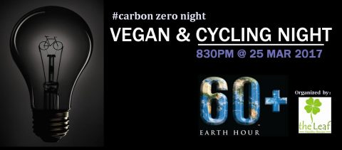 Vegan & Cycling Night 2017