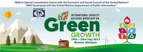 International Capacity Building Workshop on Green Growth