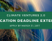 Conservation Investment Accelerator funding opportunity