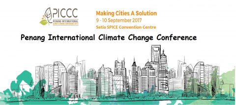 Penang International Climate Change Conference 2017