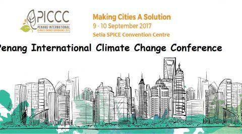 Penang International Climate Change Conference 2017