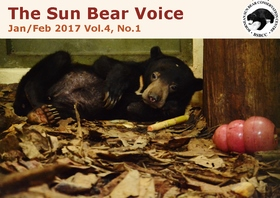 The Sun Bear Voice Newsletter – Jan/Feb 2017 Vol.4, No.1