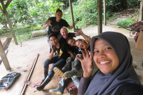 Volunteer Story – My Volunteering with APE Malaysia at the Bornean Sun Bear Conservation Centre February 2017