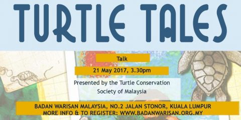 Turtle Tales- Talk by the Turtle Conservation Society