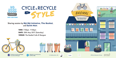 Cycle and Recycle in Style