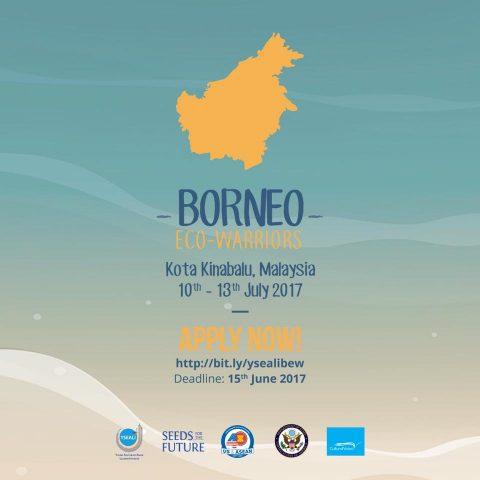Borneo Eco Warriors — Ocean Conservation