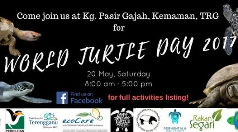 TCS World Turtle Day 2017