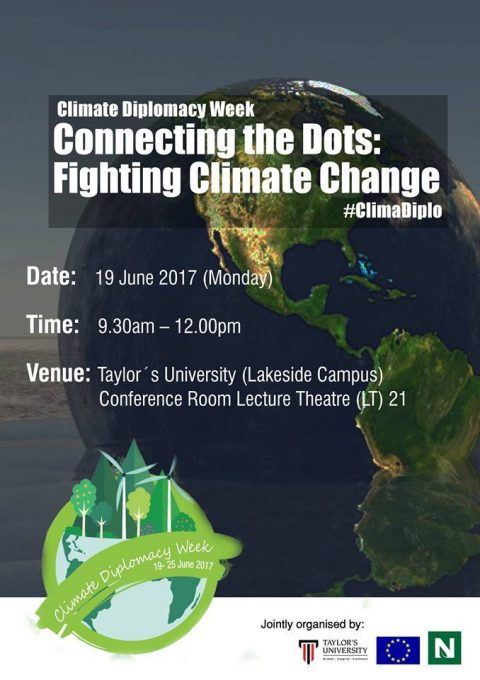 Connecting the Dots: Fighting Climate Change