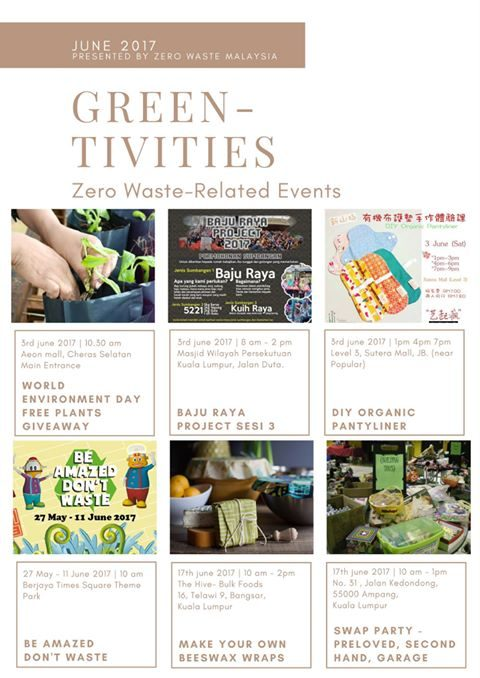 Monthly Green Events