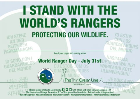 world-ranger-day-poster