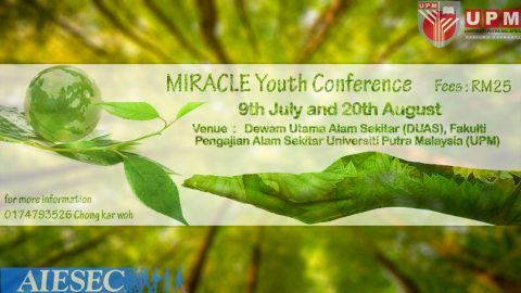MIRACLE Youth Conference 2 2017  (summer)