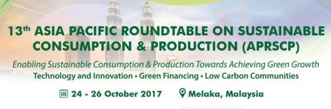 Asia Pacific Roundtable on Sustainable Consumption & Production