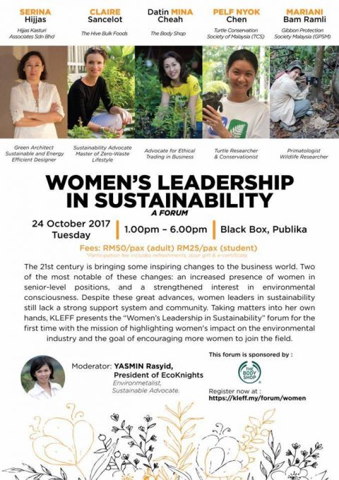 Women's Leadership in Sustainability