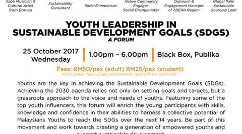 Forum on Youth Leadership in SDGs