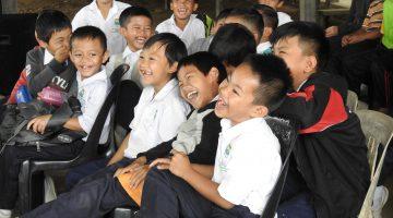 Environmental Education Outreach Programme 2017 – SK Kepangian, Ranau