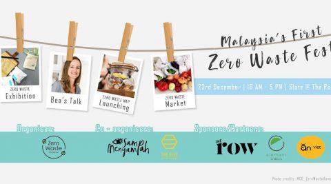 Malaysia's First Zero Waste Fest