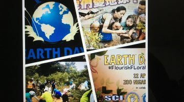 Earth Day, by SCI International