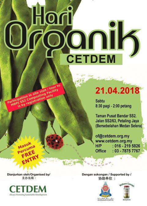 26th Hari Organik