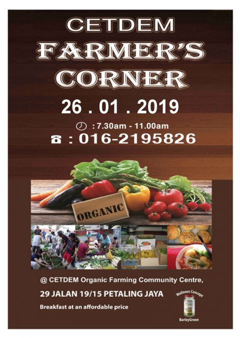Farmer's Corner is Back