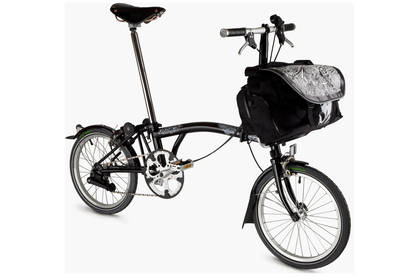 Brompton with basket