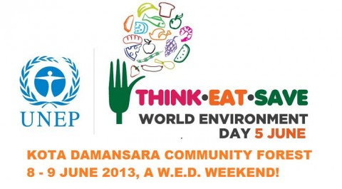 """Think.Eat.Save"" World Environment Day!"