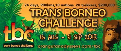 Trans Borneo Challenge