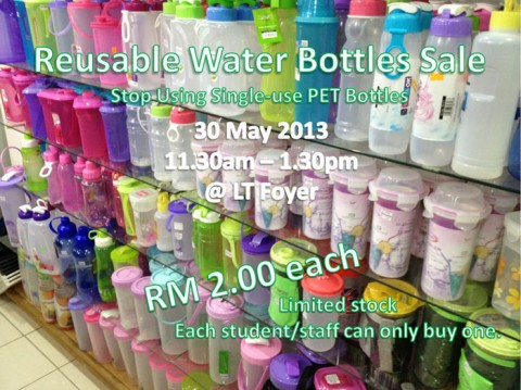 Reusable Water Bottles Sale