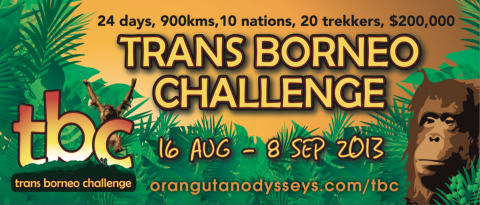 Trans Borneo Challenge 2013 – Local teams 50% discount !!