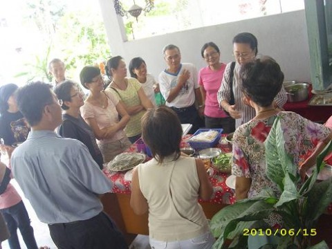 CETDEM Organic Farming Membership