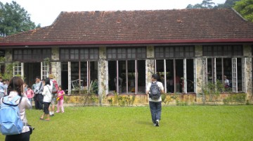 Trip: Genting Tea Estate