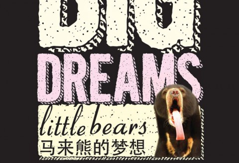 Big Dreams Little Bears – 2013 Fundraising Event for the Bornean Sun Bear Conservation Centre