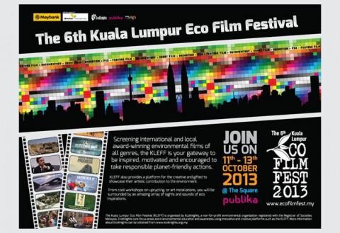 The 6th Kuala Lumpur Eco Film Festival