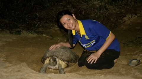 STW Sundays #5: Chen Pelf Nyok, on Conserving Turtles