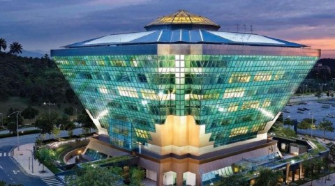 ST Diamond Building – A Green Building Landmark in South East Asia