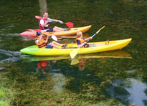 WED 2013 - Kayaking