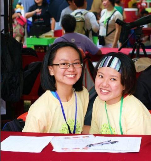 WED 2013 - KDCF volunteers