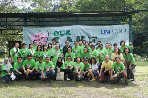 IJM Land CSR Dec 2012