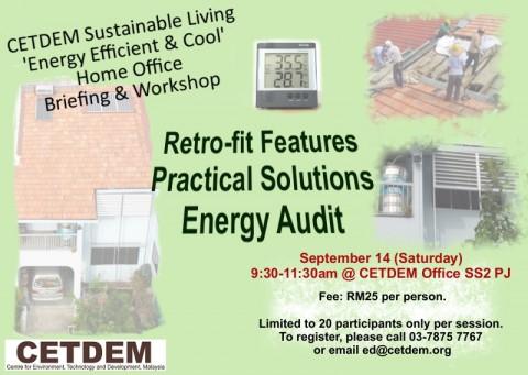 Sustainable Living Briefing & Workshop