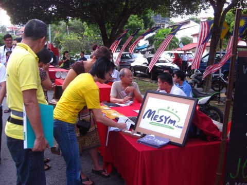 MESYM in Malaysia Day