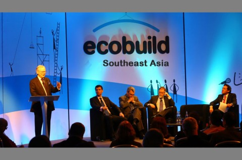 ecobuild Debate Sessions