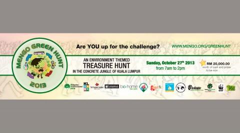 MENGO Green Hunt 2013