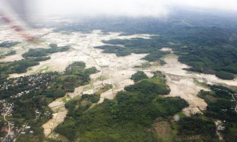 Deforestation - Image source: http://worldwildlife.org/photos/deforestation-in-borneo