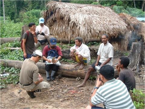 Orang Asli - Image source: http://ruralexpedition.blogspot.com/2010/10/orang-asli-in-malaysia.html