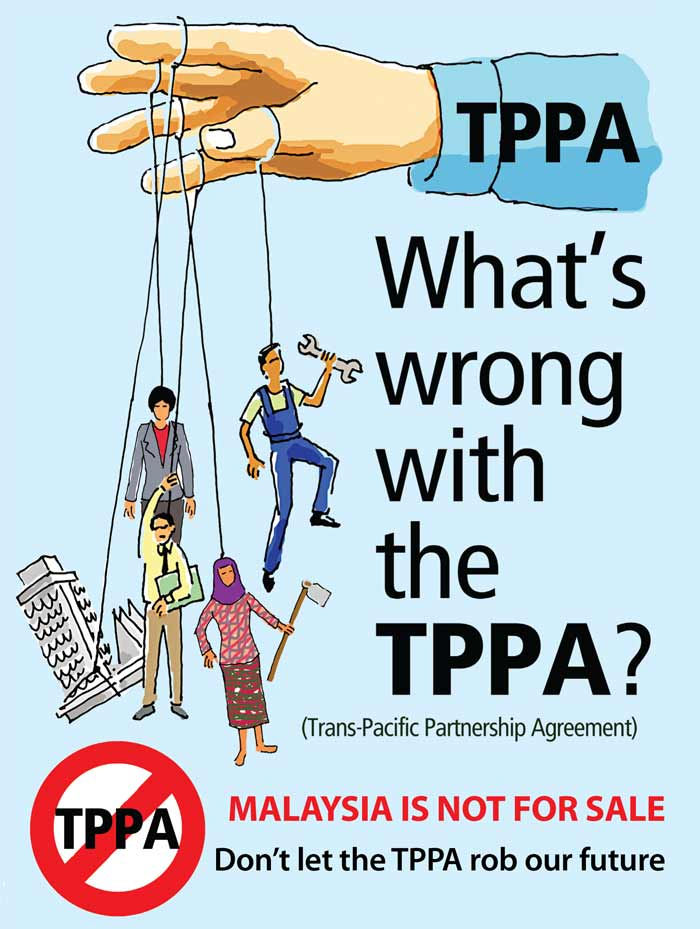 As In Colombia Will Farmers Go Bankrupt In Malaysia With The Tppa